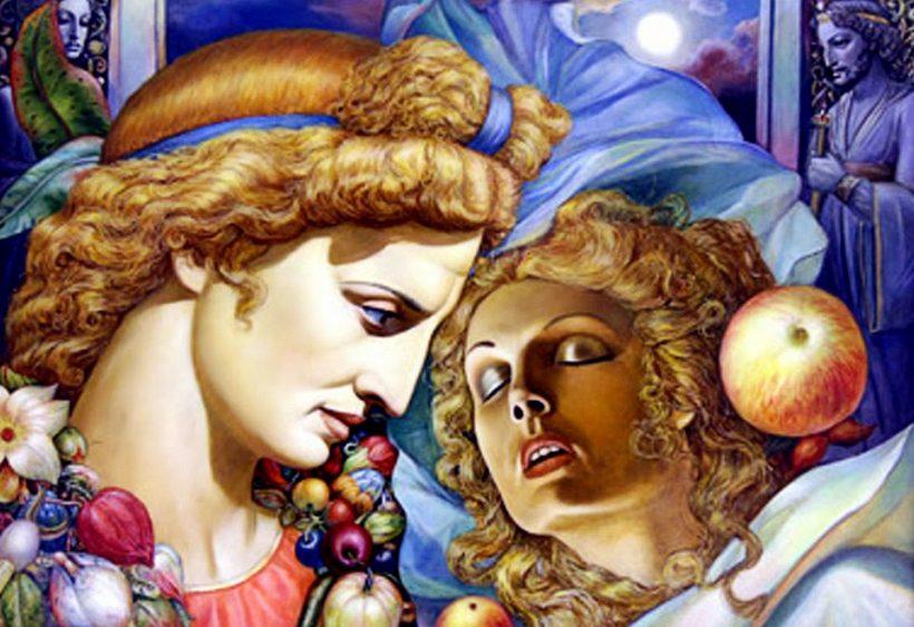 Картина художника Исачева